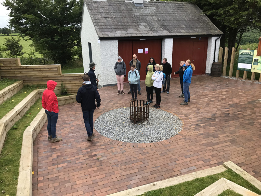 Ireland's sacred centre