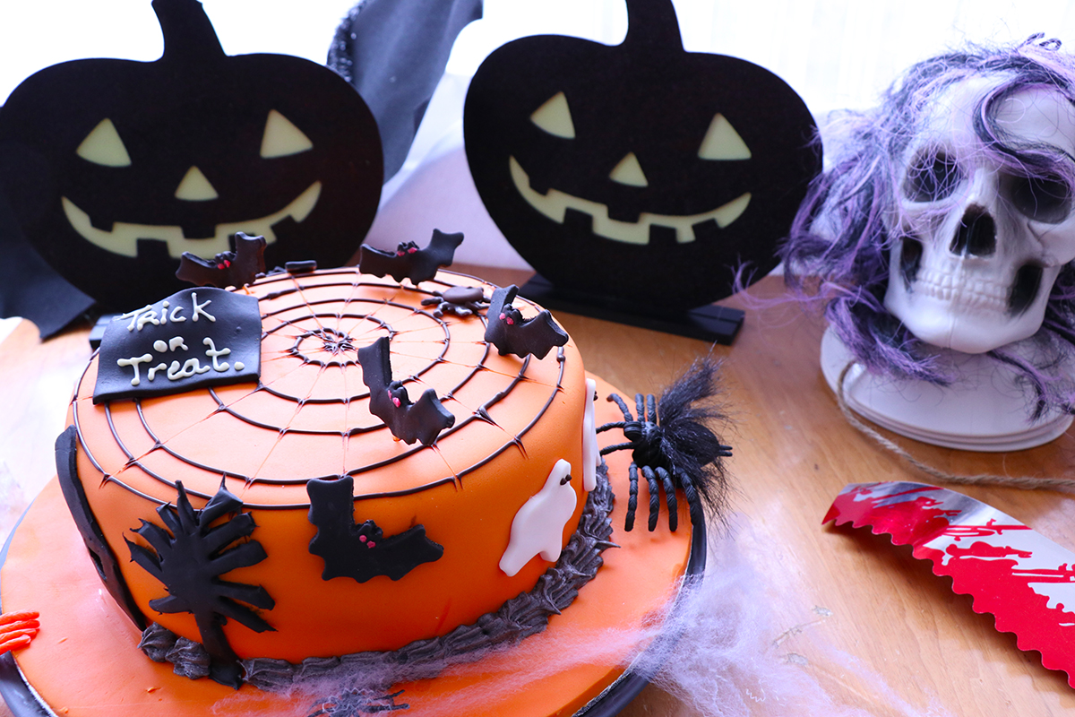 Diy Halloween Cake The Bay Ghost Buster Hodson Bay Hotel