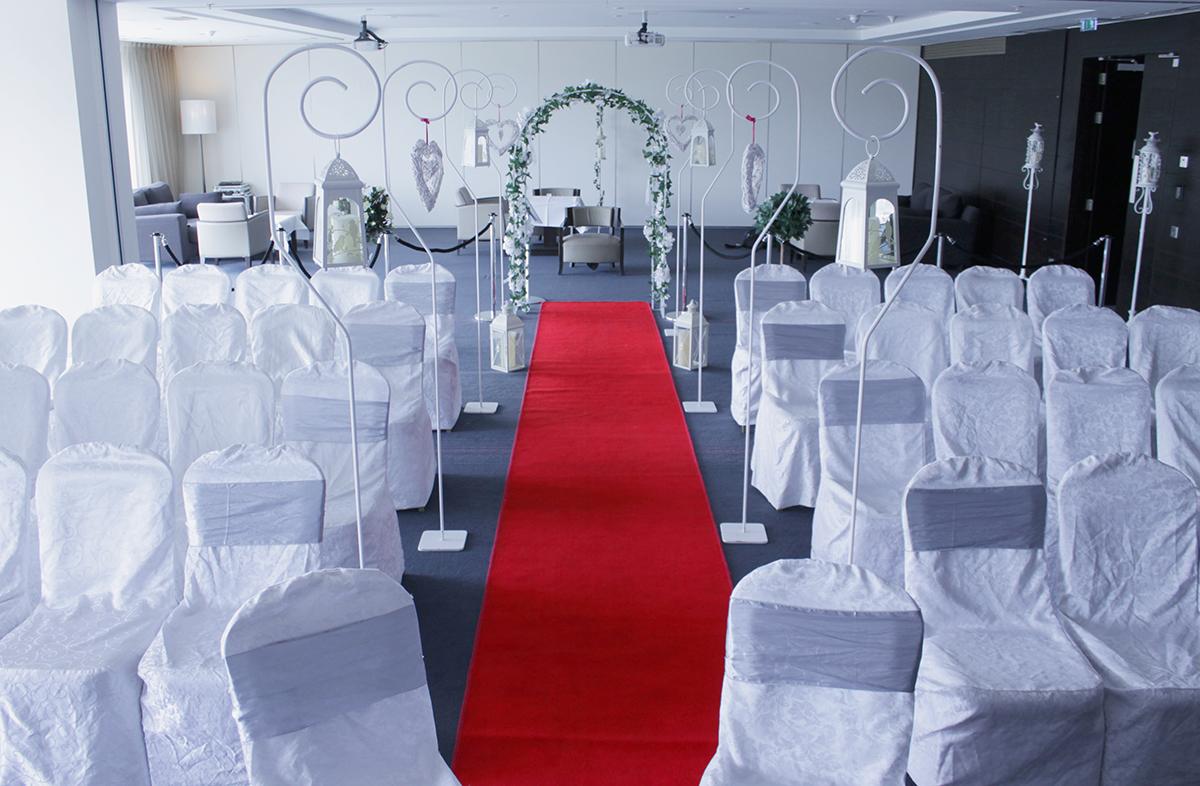 urban weddings
