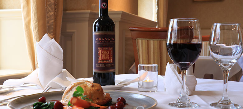 Food and Wine Pairing, Venison and Chianti