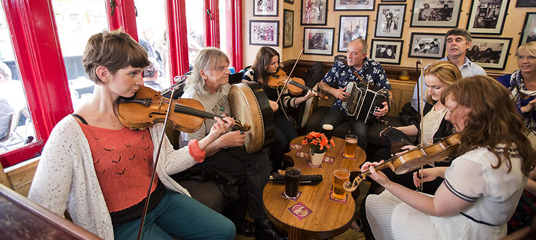 VISIT GALWAY 2018 – A CITY OF VIBRANCY & CULTURE & FESTIVALS