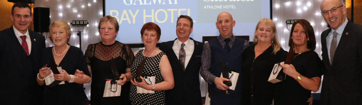 Galway Bay Hotel Celebrates 21st Birthday in style!